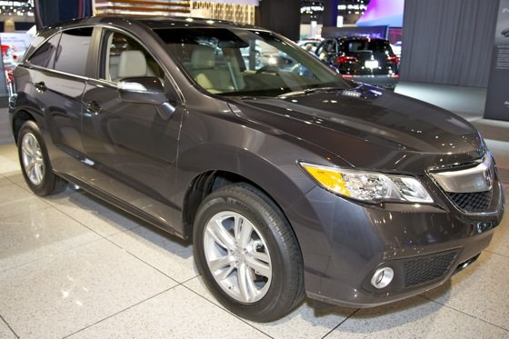 2013 Acura RDX: Chicago Auto Show featured image large thumb0