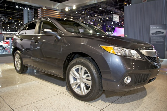 2013 Acura RDX: Chicago Auto Show featured image large thumb1