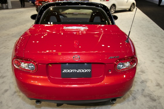 Mazda MX-5 Miata Special Edition: Chicago Auto Show featured image large thumb7