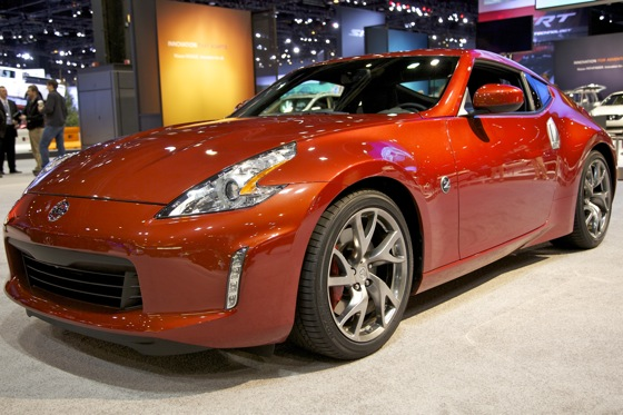 2013 Nissan 370Z: Chicago Auto Show featured image large thumb0