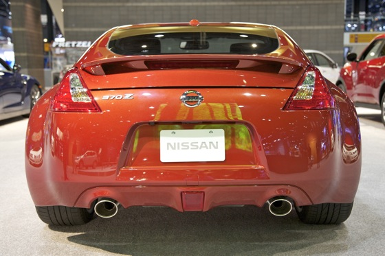 2013 Nissan 370Z: Chicago Auto Show featured image large thumb3