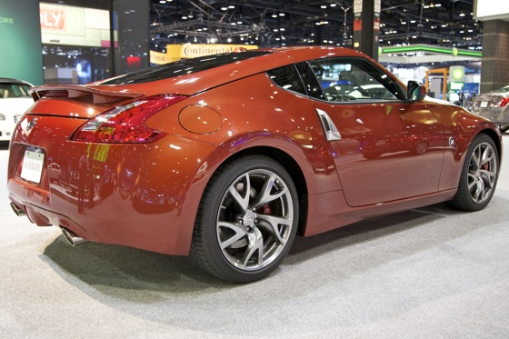 2013 Nissan 370Z: Chicago Auto Show featured image large thumb4