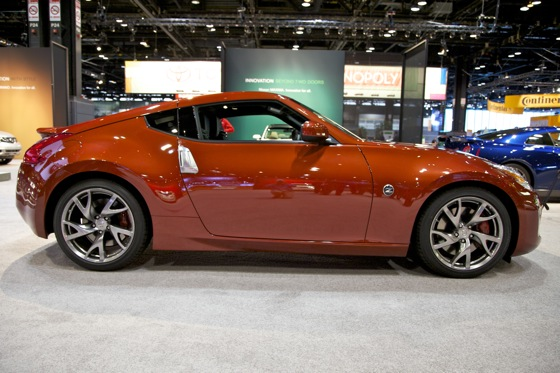 2013 Nissan 370Z: Chicago Auto Show featured image large thumb5