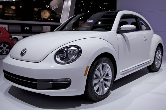 VW Hopes for More Green Acceptance With Fun Diesels: Chicago Auto Show