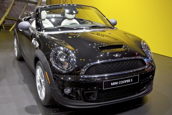 2012 Mini Roadster: Detroit Auto Show featured image large thumb0
