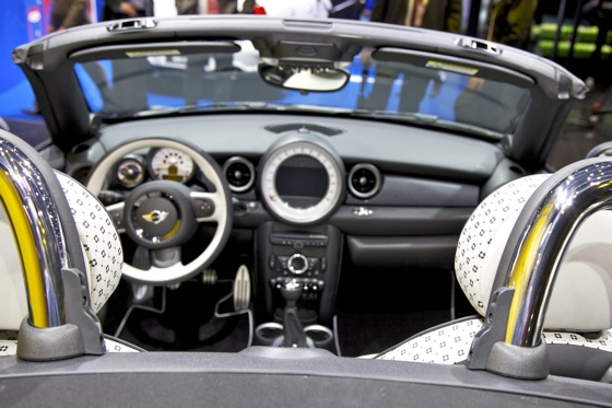 2012 Mini Roadster: Detroit Auto Show featured image large thumb8
