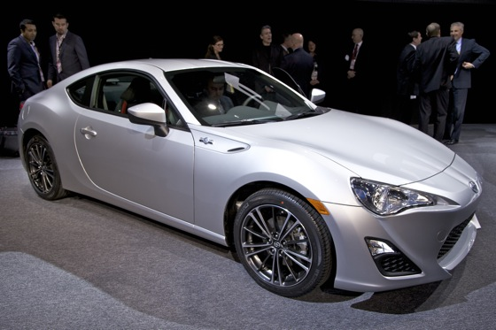 2013 Scion FR-S: Detroit Auto Show featured image large thumb0