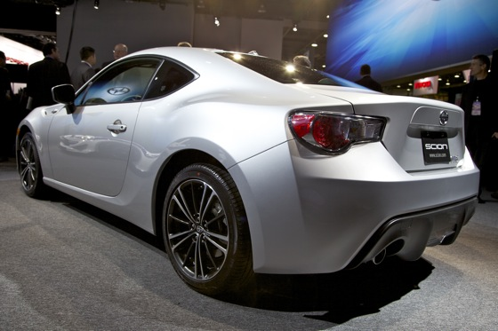 2013 Scion FR-S: Detroit Auto Show featured image large thumb3