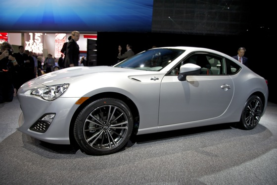2013 Scion FR-S: Detroit Auto Show featured image large thumb5