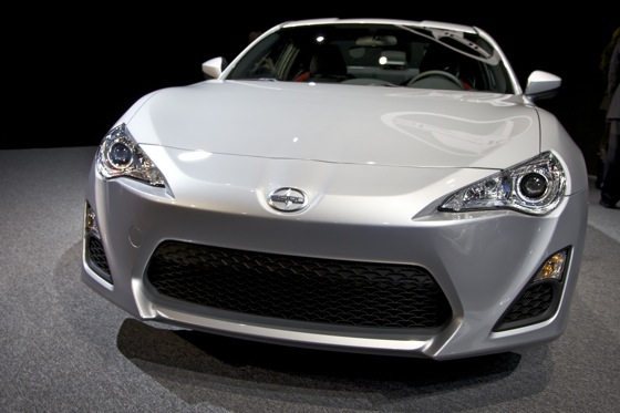 2013 Scion FR-S: Detroit Auto Show featured image large thumb6