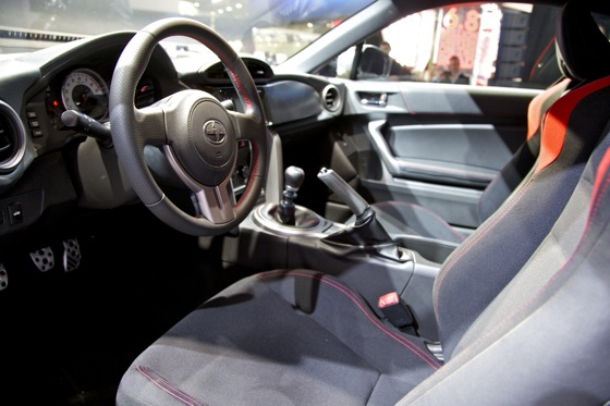 2013 Scion FR-S: Detroit Auto Show featured image large thumb8