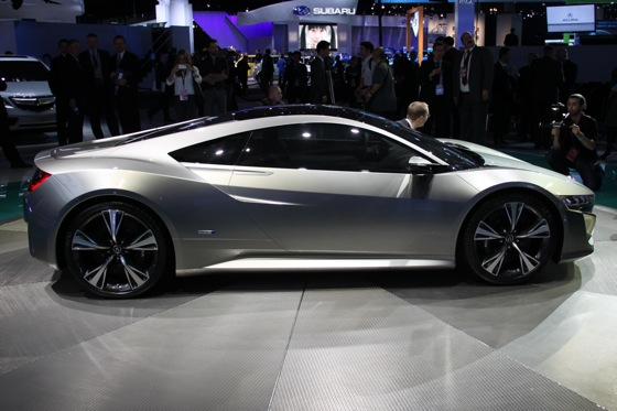 Acura NSX Concept: Detroit Auto Show featured image large thumb5