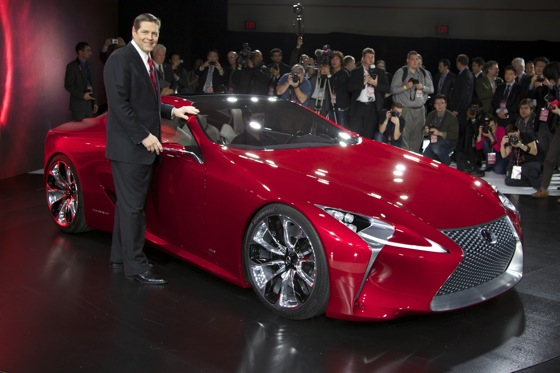 Lexus LF-LC Concept: Detroit Auto Show featured image large thumb1