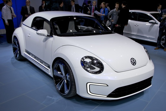 Volkswagen E-Bugster Concept: Detroit Auto Show featured image large thumb0