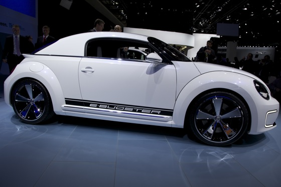 Volkswagen E-Bugster Concept: Detroit Auto Show featured image large thumb3