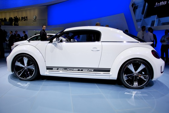 Volkswagen E-Bugster Concept: Detroit Auto Show featured image large thumb6