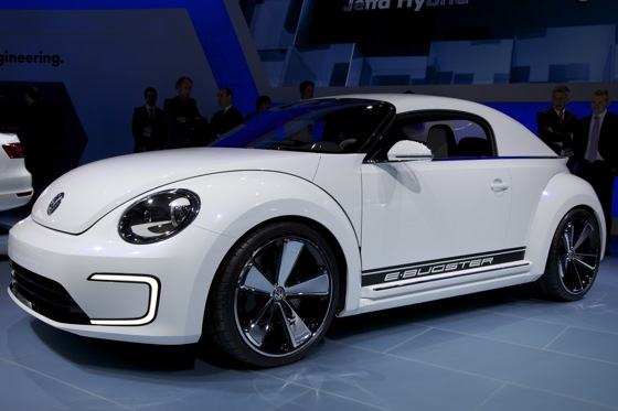 Volkswagen E-Bugster Concept: Detroit Auto Show featured image large thumb7
