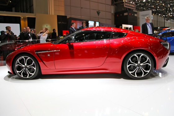 Aston Martin V12 Zagato: Geneva Auto Show featured image large thumb0