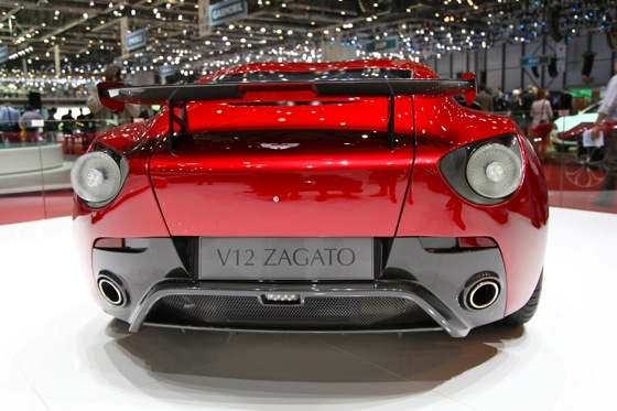Aston Martin V12 Zagato: Geneva Auto Show featured image large thumb2