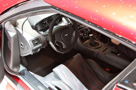 Aston Martin V12 Zagato: Geneva Auto Show featured image large thumb14