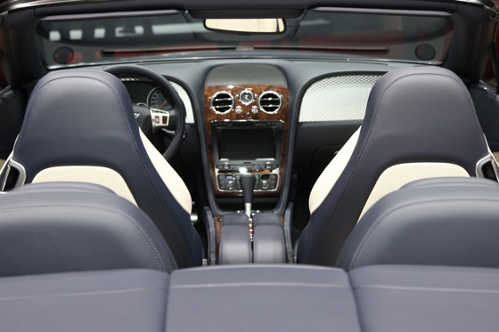 2013 Bentley Continental GTC V8: Geneva Auto Show featured image large thumb6