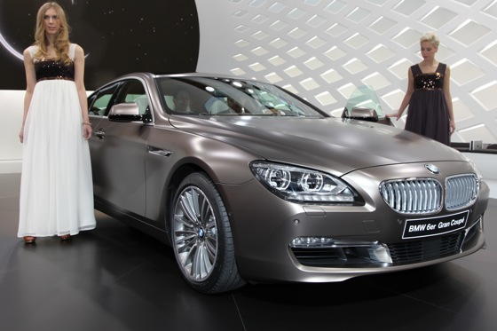 2013 BMW 6 Series Gran Coupe: Geneva Auto Show featured image large thumb1