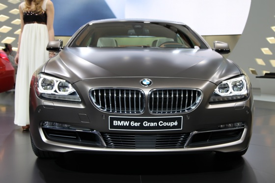 2013 BMW 6 Series Gran Coupe: Geneva Auto Show featured image large thumb2