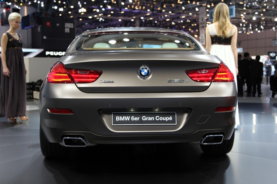 2013 BMW 6 Series Gran Coupe: Geneva Auto Show featured image large thumb3