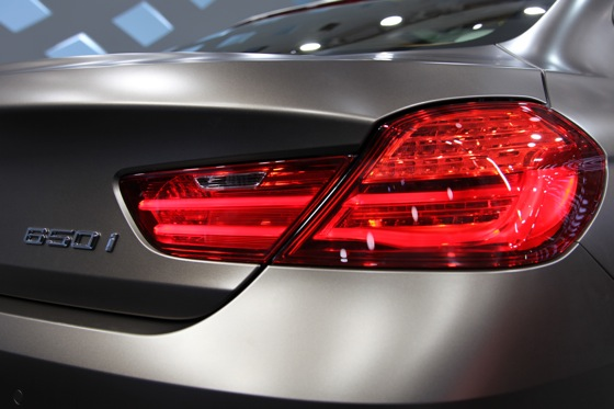 2013 BMW 6 Series Gran Coupe: Geneva Auto Show featured image large thumb4