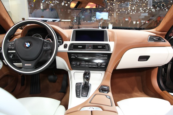 2013 BMW 6 Series Gran Coupe: Geneva Auto Show featured image large thumb7