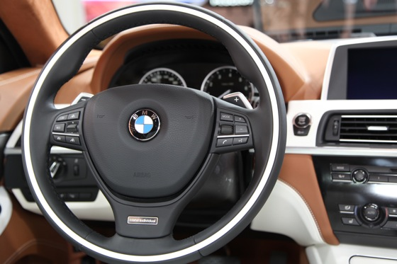 2013 BMW 6 Series Gran Coupe: Geneva Auto Show featured image large thumb8