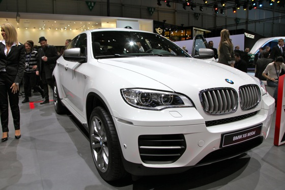 2013 X6 Sports Activity Coupe: Geneva Auto Show featured image large thumb0