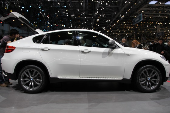 2013 X6 Sports Activity Coupe: Geneva Auto Show featured image large thumb2