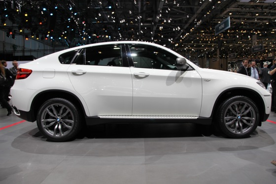 2013 X6 Sports Activity Coupe: Geneva Auto Show featured image large thumb4
