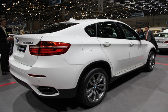 2013 X6 Sports Activity Coupe: Geneva Auto Show featured image large thumb5