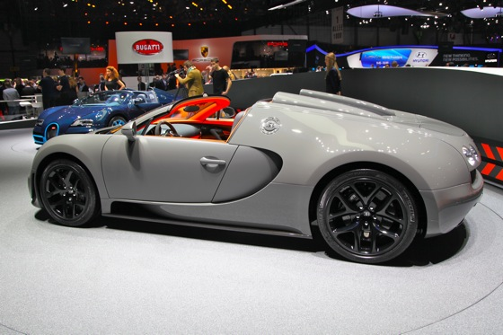 Bugatti Veyron 16.4 Grand Sport Vitesse: Geneva Auto Show featured image large thumb3
