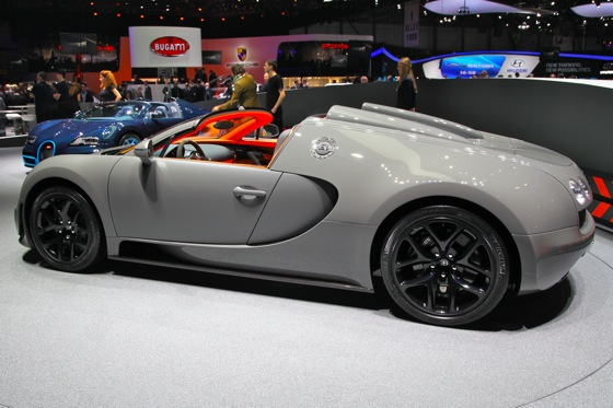 Bugatti Veyron 16.4 Grand Sport Vitesse: Geneva Auto Show featured image large thumb5