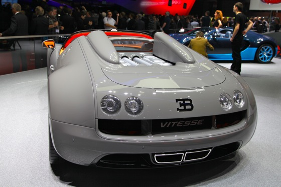 Bugatti Veyron 16.4 Grand Sport Vitesse: Geneva Auto Show featured image large thumb6