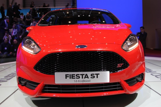 2013 Ford Fiesta ST: Geneva Auto Show featured image large thumb3