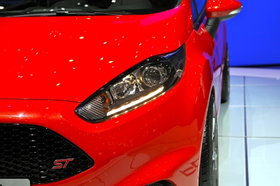 2013 Ford Fiesta ST: Geneva Auto Show featured image large thumb5