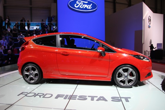 2013 Ford Fiesta ST: Geneva Auto Show featured image large thumb6
