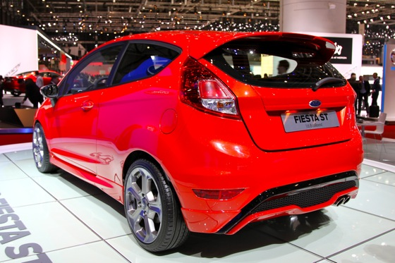 2013 Ford Fiesta ST: Geneva Auto Show featured image large thumb8