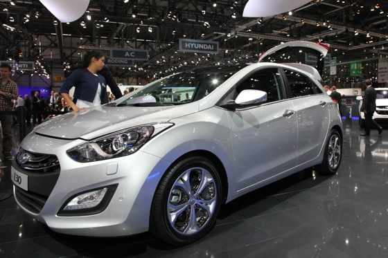 Hyundai i30 Wagon: Geneva Auto Show featured image large thumb0