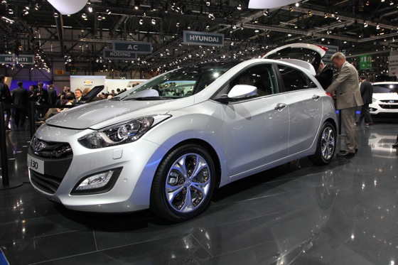 Hyundai i30 Wagon: Geneva Auto Show featured image large thumb1