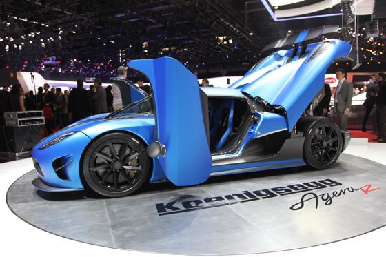 Koenigsegg Agera R: Geneva Auto Show featured image large thumb4
