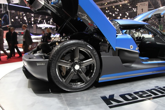 Koenigsegg Agera R: Geneva Auto Show featured image large thumb13
