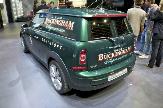 Mini Clubvan Concept: Geneva Auto Show featured image large thumb5