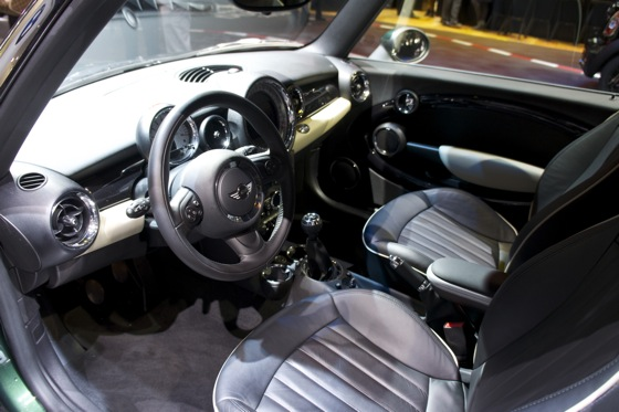 Mini Clubvan Concept: Geneva Auto Show featured image large thumb11