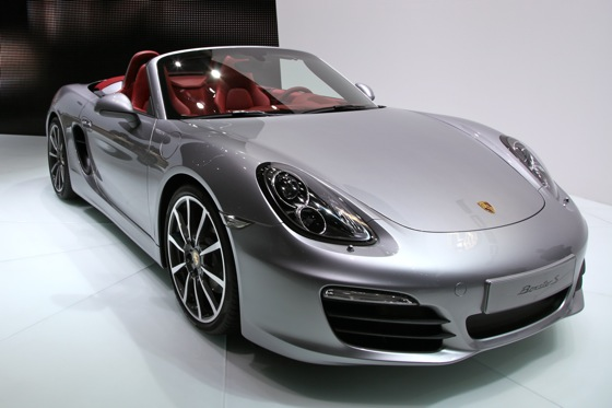 2013 Porsche Boxster: Geneva Auto Show featured image large thumb1
