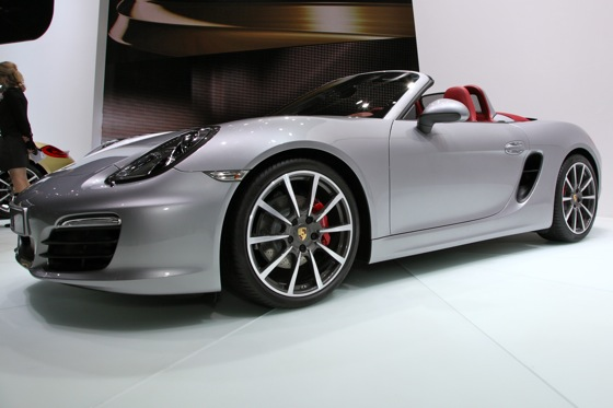 2013 Porsche Boxster: Geneva Auto Show featured image large thumb2
